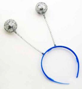 Антенки ''Серебристые шары''
