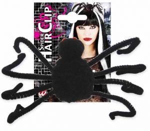 Заколка с пауком на волосы (20см)
