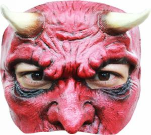 Полумаска Дьявол