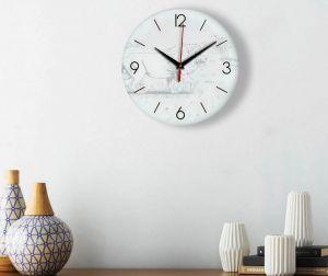 Часы раскраска Лев
