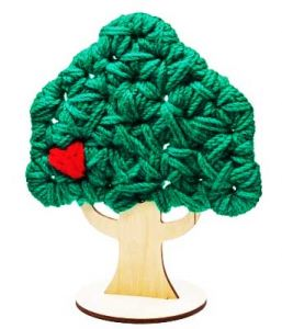 Набор для создания сувенира «Дерево»