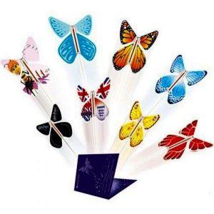 Бабочка-сюрприз