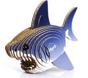 3D-ПАЗЛ «Акула»