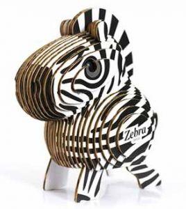 3D-ПАЗЛ «Зебра»