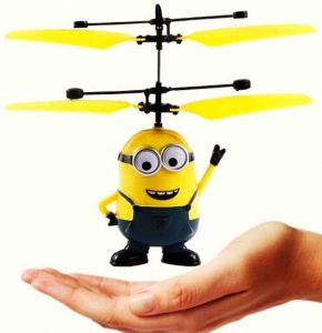 Миньон летающий с датчиками