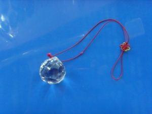 Кристалл подвеска (d=2см)