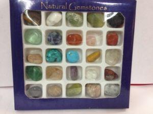 Камни малые набор (25 шт)