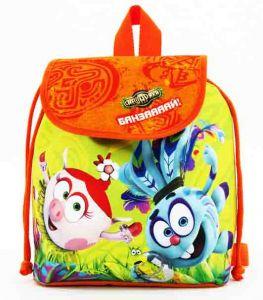 Рюкзак для дошкольников 'Смешарики', 28*28*10 см
