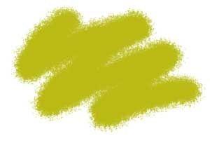 Краска желто-оливковая нем.