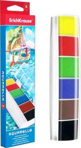 Краски акварельные медовые Maxi (6 цветов)