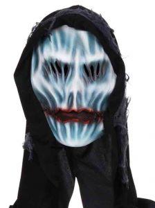 Маска Призрак с капюшоном