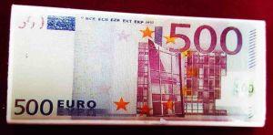 Ластик 500 евро