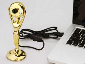 USB веб-камера с подсветкой Оскар
