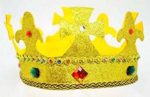 Корона Царь с блесками