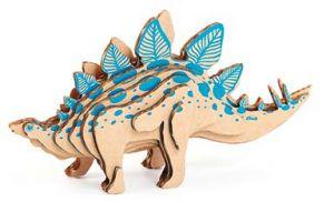 3D-ПАЗЛ Стегозавр