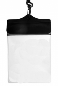 Защитная сумка-чехол от брызг воды, 22х20 см