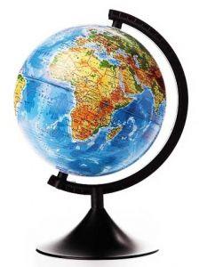 Глобус Земли физический 210 мм