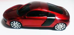 Музыкальный центр Audi TT