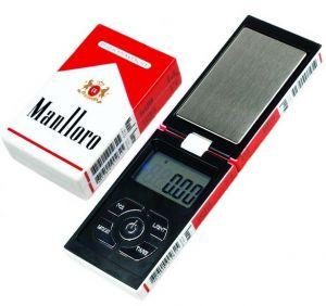 Весы-пачка сигарет
