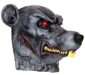 Маска Крыса-зомби