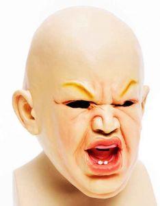 Маска Страшный ребенок