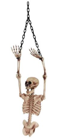 Торс Скелета на цепях (95 см)