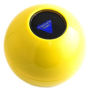 Шар для принятия решений (желтый, D-7 см)